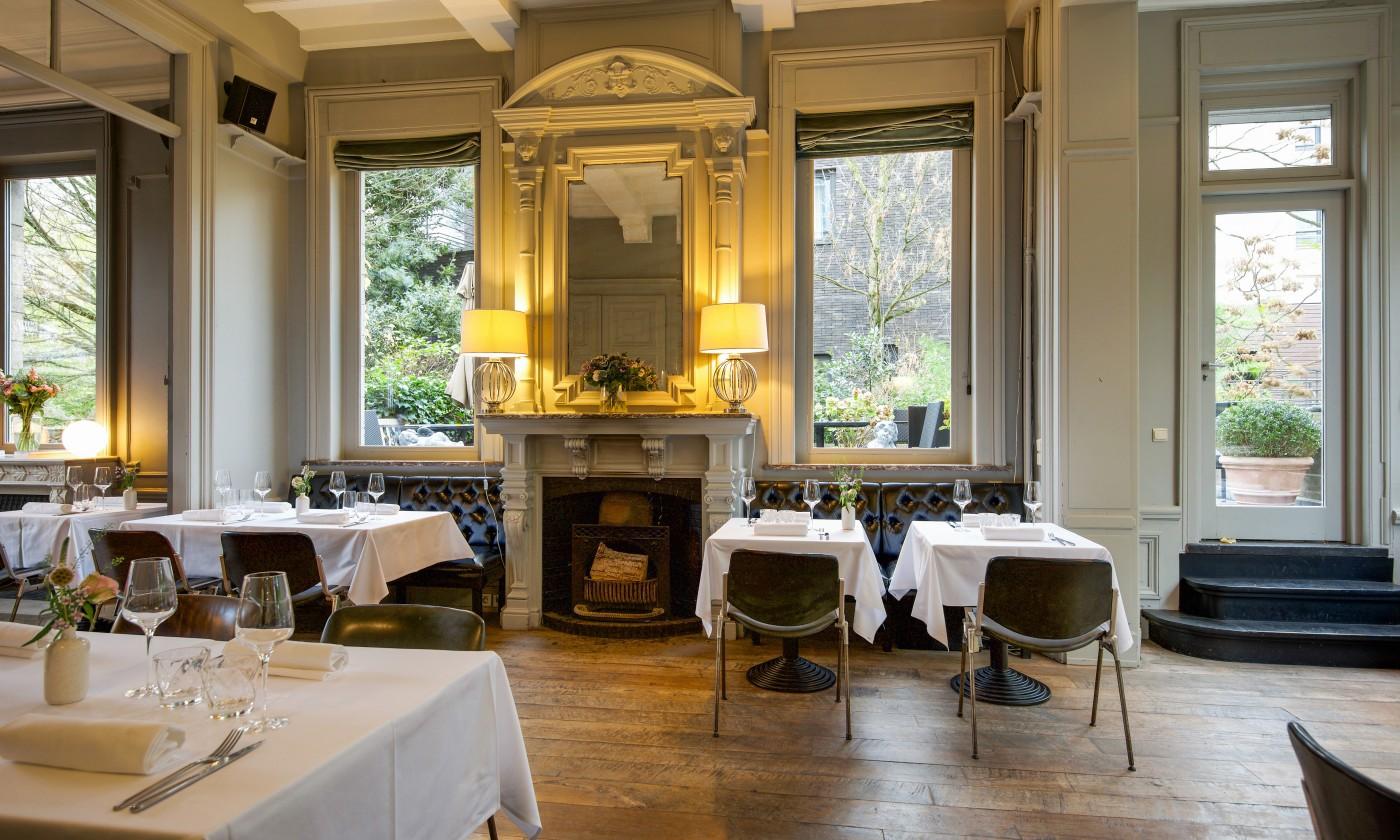 salle restaurant gastronomique les toquées lille