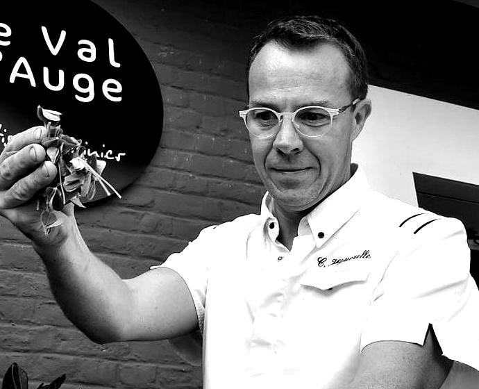 Christophe Hagnerelle - Le Val d'Auge